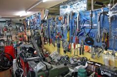 Техобслуживание и ремонт любого велосипеда