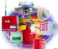 Перевірка відповідності систем протипожежного