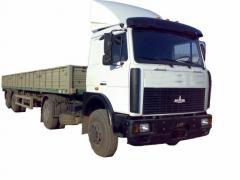 Перевозка зерновых грузов Николаев