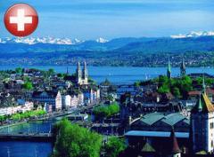 Туристическая виза в Швейцарию