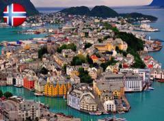 Туристическая виза в Норвегию