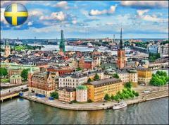 Туристическая виза в Швецию
