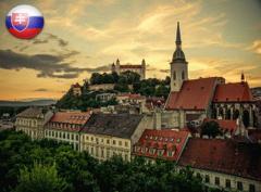 Туристическая виза в Словакию
