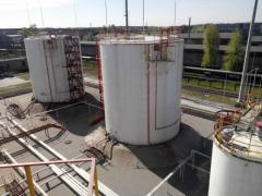 Реализуем и монтируем для вас по низкой цене резервуары вертикальные стальные РВС объемом от 100 до 5000 м.куб.