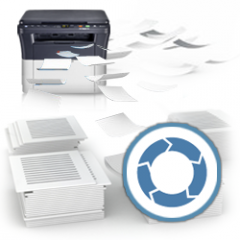 Pokopiyny service, rent of printers and MFP