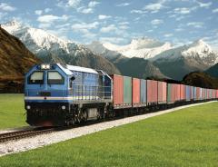 Railway cargo transportation