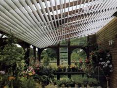 Installation of winter gardens