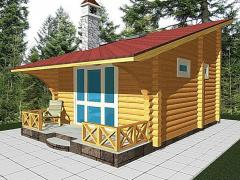 Country house to order Ukraine