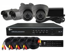 Видео-наблюдение, монтаж, обслуживание, ремонт