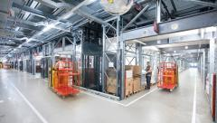 Cargo-loading works