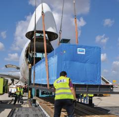 Aviation cargo transportation weighing from 1 kg