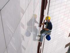 Обслуживание эстакад с помощью промышленного альпинизма Херсон