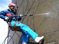 Промышленный альпинизм - покраска Херсон
