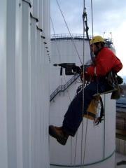 Промышленный альпинизм - утепление фасадов Херсон