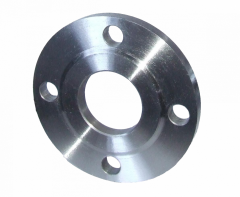 Production and installation of additional flanges