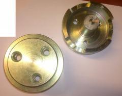 Galvanics, electroplated coating