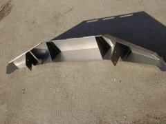 Лазерный раскрой (лазерная резка) стальных листов