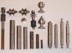 Production of metal products