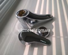 Decorative chromium plating of elements of