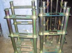 Galvanizing of cases