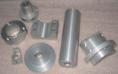 Anodizing of industrial products
