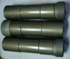 Firm anodizing of industrial products