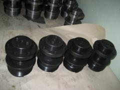 Steel blackening