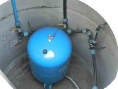 Бурение скважин под ключ и установка глубинных насосов