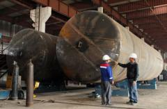 Complex engineering certification of oil tanks