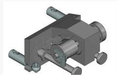 Изготовление прессовочных форм для литья стальных изделий