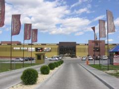 Строительство больших помещений для оптовой торговли