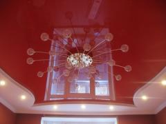 Натяжные потолки профессионально, любой сложности в Херсоне низкая цена
