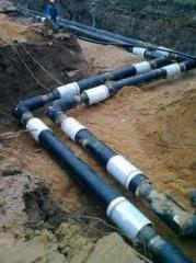 Монтаж трубопровода в Херсоне по выгодным ценам.