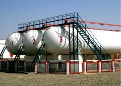 Техническое освидетельствование резервуара для хранения нефтепродуктов