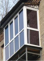 Французские балконы заказать в Херсоне
