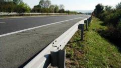 Ограждения дорожные