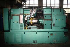 Capital and maintenance of metalworking machines