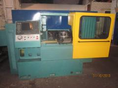 Modernization of metalworking machines 2