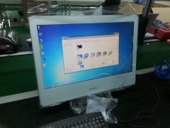 Delivery of monoblocks of all-in-one for firms, offices, shopping centers, consumers