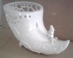Керамические украшения дома на заказ