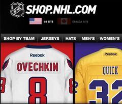 Доставка из США хоккейной формы, снаряжения и атрибутики команд NHL с shop.nhl.com