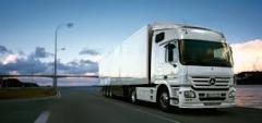 Cargo transportation Germany - Ukraine
