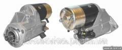 Repair of electric generators of alternating