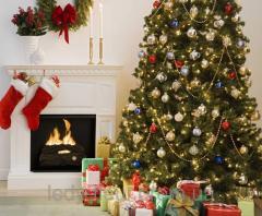 Новогоднее оформление дома и офиса Код: NG076