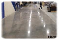 Відновлення зовнішнього вигляду підлоги