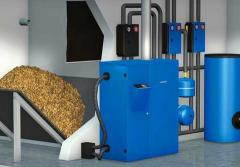 Modernisation of common-house heating boilers
