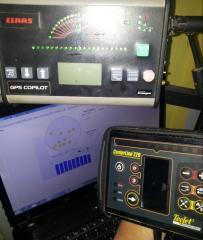 Обновление приемников GPS для Teejet CL220 и Outback S-Lite (Claas Copilot)