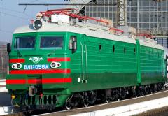 Ремонт электровозов постоянного тока серии ВЛ60