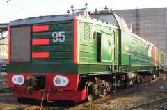 Ремонт тяговых агрегатов ПЭ2У