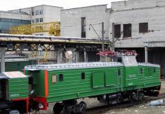 Ремонт тяговых агрегатов ПЭ2М